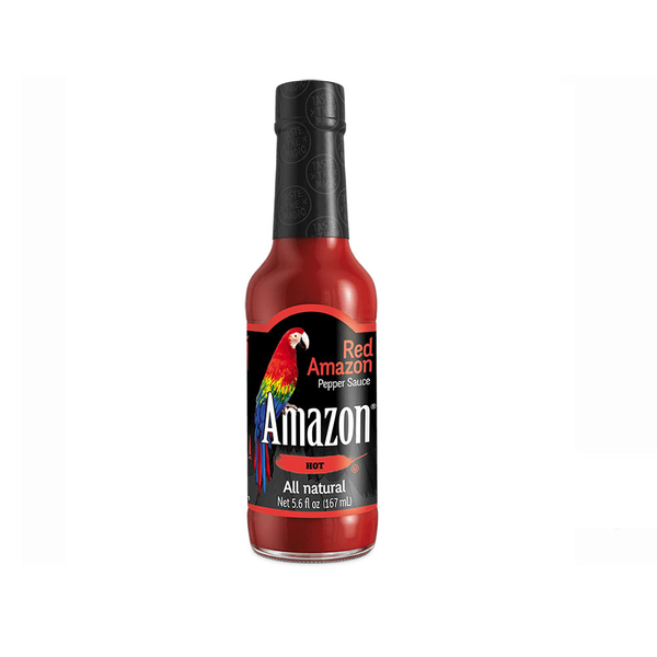 Amazon Red Amazon Hot Pepper Sos