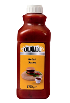 Colorado - Colorado Relish Sos