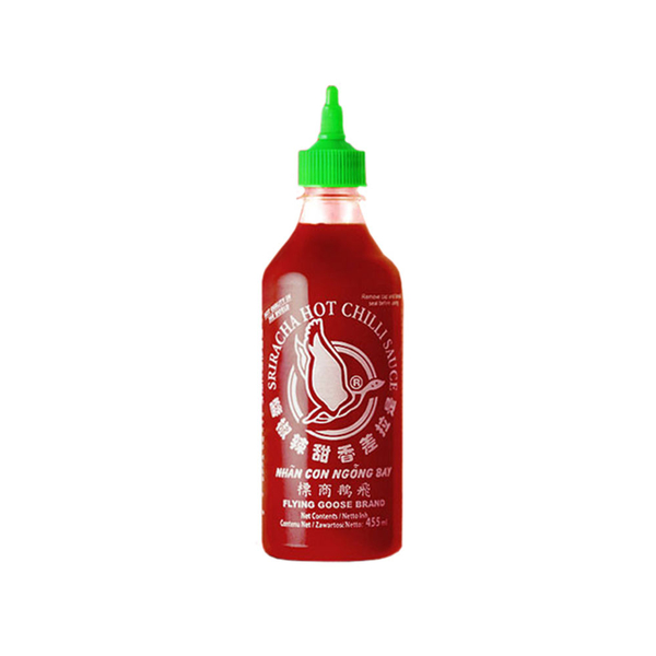 Flying Goose Sriracha Hot Chilli Sos