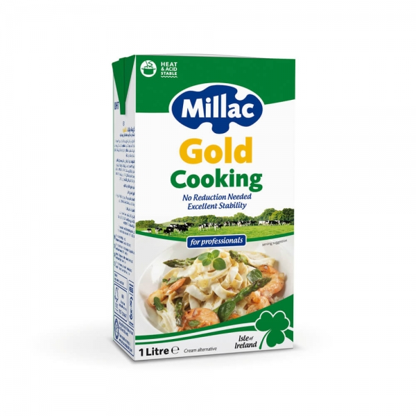 Millac Gold Cooking Krema