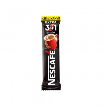 Nestle - Nescafe 3in1 Arada Extra 16,5 g