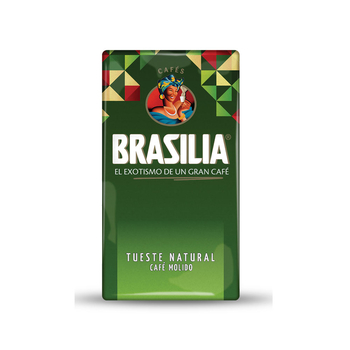 Nescafe - Nescafe Brasilia Ground Natural Coffee