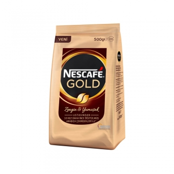 Nestle - Nescafe Gold