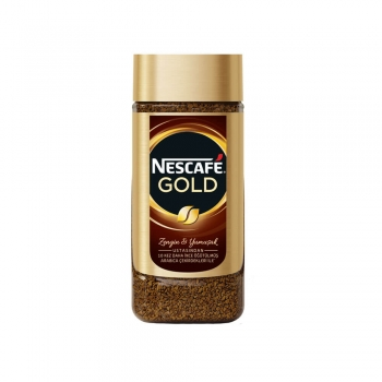 Nestle - Nescafe Gold Kavanoz