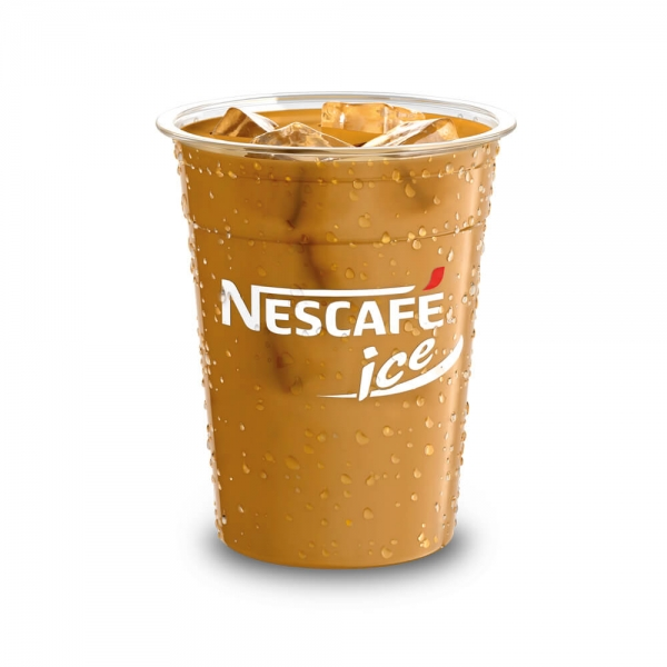 Nescafe Ice Latte