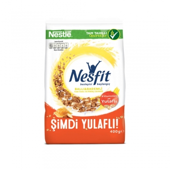 Nestle - Nesfit Honey&Almonds Cereal Bag