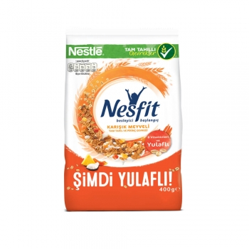 Nestle - Nesfit&Fruits Cereal Bag